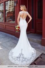 Kitty Chen Grayson H1868 Wedding Dress