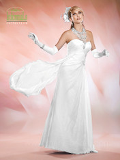 Mary's Bridal Wedding Dress Style 2529 Ivory Size 14 on Sale