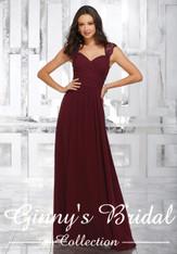 Morilee Bridesmaids Dress Style 21534