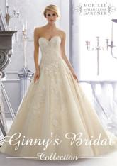 Mori Lee Bridal Gown 2671