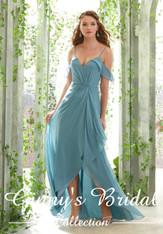 Morilee Bridesmaids Dress Style 21615