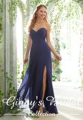 Morilee Bridesmaids Dress Style 21611