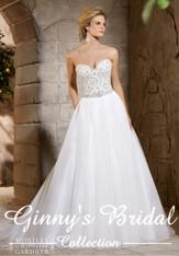 Mori Lee Bridal Gown 2775