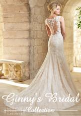 Morilee Bridal Wedding Dress Style 2778 Ivory Size 16 on Sale