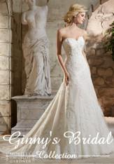Mori Lee Bridal Gown 2779