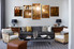 Scenery Art, 5 piece canvas wall Art, living room wall art, forest wall art, night wall art