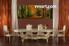 Scenery Art, 3 piece canvas, dining room wall art, forest wall art, nature wall art