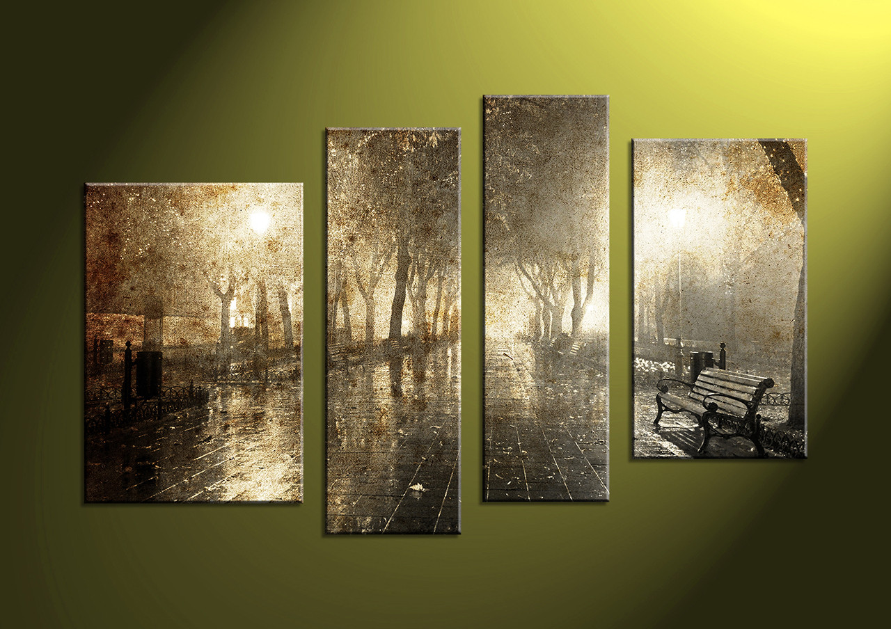 Canvas Prints Landscape Scenery Wall Art