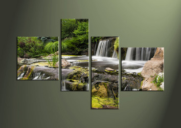 Canvas Prints, landscape prints, scenery canvas prints, forest, wall art