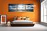 Black and white art, 3 piece art, sunset sunrise art, sea wall art, bedroom art, sea artwork