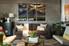3 Piece Canvas Wall Art, landscape wall art, scenery artwork, scenery art, living room wall art