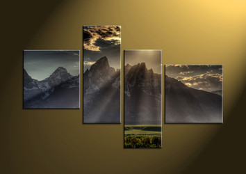 landscape art, mountain art, wall art, scenery huge canvas art, scenery canvas photography