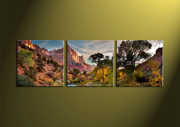landscape canvas, scenery art, landscape canvas wall art, landscape artwork, 3 piece canvas art