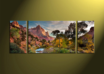landscape canvas,scenery art,landscape canvas wall art,landscape artwork,3 piece canvas art