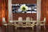 Floral Canvas Art, 3 piece art, flower wall art, dinning room decor, flower art