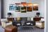 5 Piece Canvas Wall, landscape art, scenery pictures, living room landscape canvas wall arts, landscape art