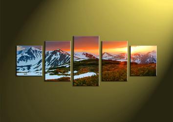 landscape art, landscape prints, scenery canvas prints, landscape group canvas, landscape multi panel canvas