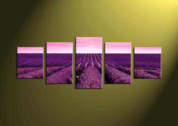wall art, landscape canvas art, scenery canvas print, scenery art, 5 piece artwork, 5 piece wall art