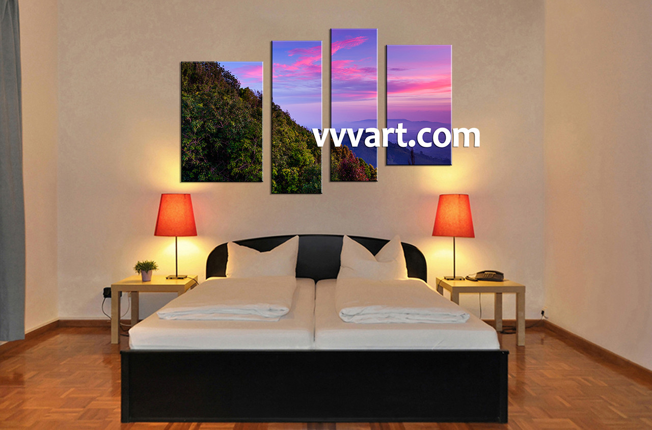 aa9717b3195 4 Piece Amazing Canvas Prints