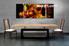 wine wall art,dining room decor,3 piece wall art, home decor, canvas art,