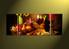 wall art, home decor,3 piece wall art, wine multi panel art, kitchen canvas print,