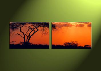 wall art, sunrise canvas art, sunset canvas print, scenery art, scenery artwork