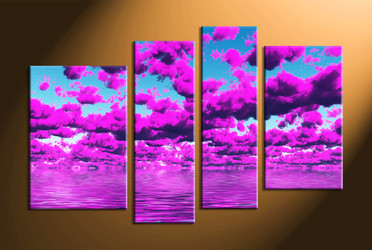 Home Decor, 4 piece canvas art prints, abstract canvas print, abstract canvas photography, abstract canvas art prints