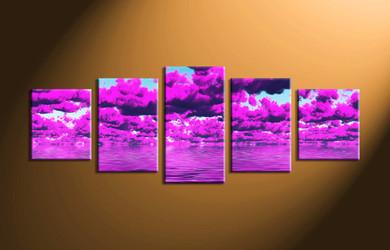 Home Décor, 5 piece canvas art prints, abstract canvas print, huge canvas art, abstract canvas art prints