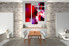 Dining Room Wall Art, 3 piece canvas art prints, abstract canvas print, abstract huge canvas art, abstract canvas wall art