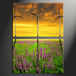 Home Decor, 2 piece canvas art prints, scenery canvas print, scenery wall art, scenery huge canvas art