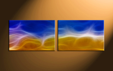 home decor, 2 Piece Wall Art, abstract large canvas, abstract canvas art prints, abstract decor