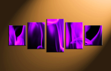 Home Wall Decor, 5 piece canvas art prints, abstract canvas print, abstract art, abstract photo canvas