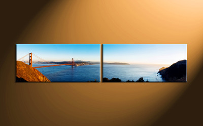 Home Decor, 2 piece wall art, landscape canvas photography, scenery artwork, scenery art