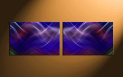 Home Wall Décor, 2 piece canvas art prints, abstract canvas print, abstract art, abstract huge pictures