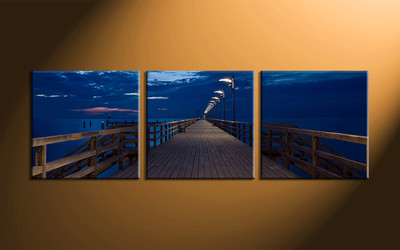 home decor,3 piece canvas wall art, ocean wall art, ocean large canvas, ocean large pictures, ocean group canvas
