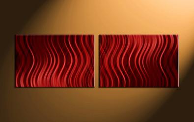 Home Décor, 2 piece canvas art prints, abstract canvas print, abstract artwork, abstract canvas art prints
