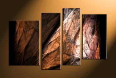 Home Décor, 4 piece canvas art prints, abstract canvas print, abstract canvas art prints, abstract art