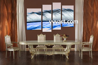 dining room art, 4 piece canvas art prints,abstract canvas print, modern decor, abstract huge canvas art