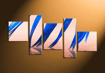 home decor, 5 piece canvas art prints, abstract wall art, modern canvas wall art, abstract huge pictures