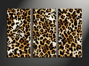 home decor, 3 piece canvas art prints, wildlife canvas print, wild decor, animal huge canvas art