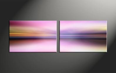 Home Wall Decor, 2 piece canvas art prints, abstract large pictures, abstract art, abstract wall art