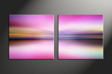Home Decor, 2 piece canvas art prints, abstract artwork, abstract large canvas, abstract wall decor
