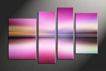 Home Decor, 4 piece canvas art prints, abstract multi panel art, abstract large canvas, abstract art