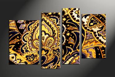 Home Decor, 4 piece canvas art prints, abstract multi panel art, abstract canvas photography, abstract wall art