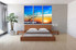 bedroom decor, 3 Piece Wall Art, scenery pictures, sunrise art, sunset canvas group canvas