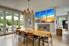 dining room Art, 3 piece wall art, sunrise wall art, landscape artwork, scenery wall art