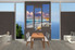 dining room Art, 3 piece canvas art prints, ocean art, ocean photo canvas, ocean canvas print