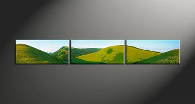 Home Decor, 3 piece canvas art prints, landscape large pictures, scenery large canvas, landscape photo canvas