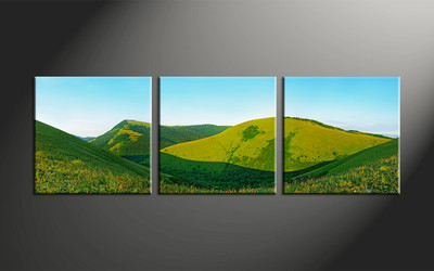 Home Decor, 3 piece canvas art prints, landscape photo canvas, landscape art, scenery wall art