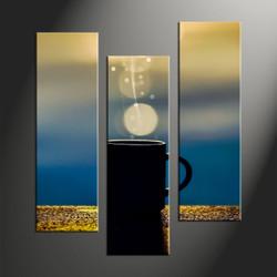 Home Decor, 3 piece canvas art prints, modern artwork, abstract large canvas, modern wall decor